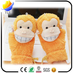 Soft and Lovely Waterproof Children Cotton and Leather Gloves and Woollen Gloves and with Velvet Inside Gloves of The Promotional Gifts pictures & photos