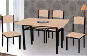 Hot Sales Restaurant Table and Chair CA150 pictures & photos