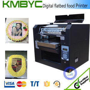 2017 High Quality Edible Food Flatbed Printer Cookies Printer Cheap pictures & photos