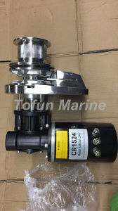 Stainless Steel Vertical Electric Marine Capstan Anchor Windlass (Winch TFC1512C) pictures & photos