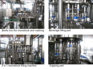 Automatic Bottled Water Filling Machine/Bottled Water Filler Machine pictures & photos