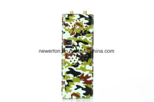Portable LCD Screen 6-Antennas WiFi Lojack Jammer Celle Phone Jammer pictures & photos