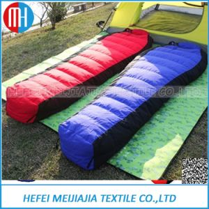 Wholesale Outdoor China Factory Down Sleep Bag Envelope Sleeping Bag pictures & photos