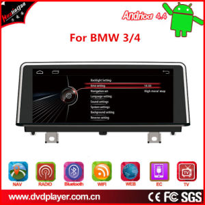 Hl-8830 Android 4.4 Car Videos for BMW 3 F30 F31/4 F32 F33 Android DVD Player WiFi Connection pictures & photos