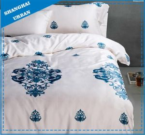 Victoria Design Cotton Printed Duvet Cover Home Textile pictures & photos