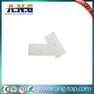 Monza 4qt Soft Silicone Fabric UHF Laundry Tag pictures & photos