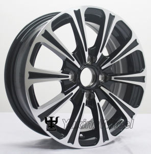 14X5.5 Inch Alloy Wheel 4X100 Hot Design for Sale pictures & photos