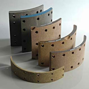 Free Sample Brake Friction Material for Higerar pictures & photos