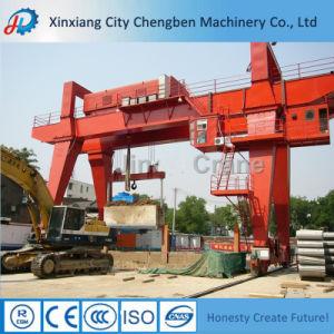 150 Ton Double Main Girder Gantry Crane pictures & photos