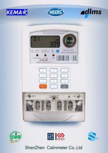 Single Phase Keypad Prepaid/Prepayment Energy Meter pictures & photos