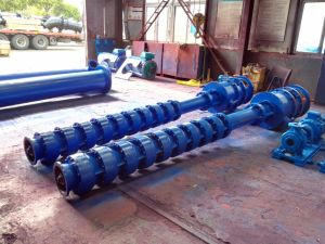 High Head Vertical Discharge Pump (300LP2-40) pictures & photos