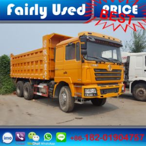 Wholesale Used 6X4 Shacman F3000 Dump Truck of Forward Truck