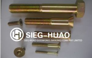 Casting High Tensile Fastener Bolt Series pictures & photos