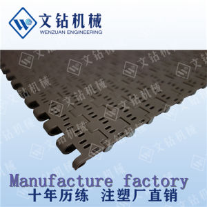 Perforate Top Modular Plastic Belts (WZ1905-2) pictures & photos
