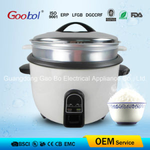 Big Capacity Rice Cooker with Useful Big Steamer 10L pictures & photos
