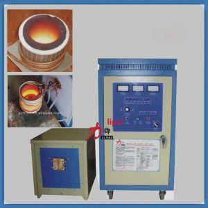 80kw Induction Heating Melting Furnace Electric Tilting Furnacefor100 Kg Copper pictures & photos