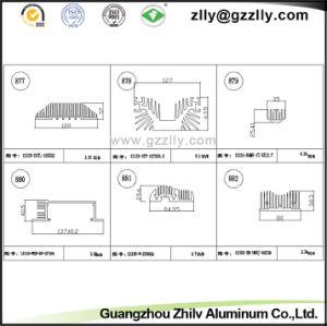 Building Material Aluminum Heat Sink for Machine Equipment pictures & photos
