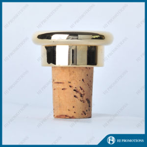 Customized Gold Metal Bottle Cap for Heavy Wine (HJ-MCJM05) pictures & photos