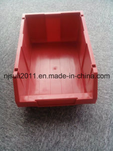 Cheap Wholesale Warehouse Shelf Wall Mounted Plastic Storage Bin pictures & photos