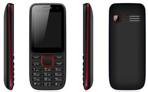2.4 Inch Qvga Screen, Dual SIM Cards Dual Standby, Big Speaker GSM Phone pictures & photos