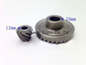 Power Tool Spare Parts (Gear Sets for Angle Grinder Bosch GWS 6-100 use) pictures & photos