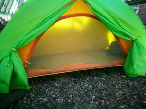 Winter Wild Companing Suspension Tent pictures & photos
