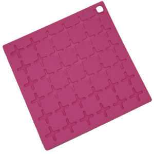 Hygenic Food Grade Silicone Kitchenware Potholder Tablemat pictures & photos