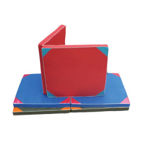 Hand-Held EVA Gymnastic Mat Folding Mats for Sale pictures & photos