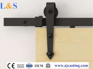 Sliding Barn Door Hardware Ls-Sdu-007
