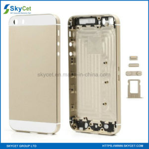 Original Mobile Phone Battery Door Back Cover Housing for iPhone 5s pictures & photos