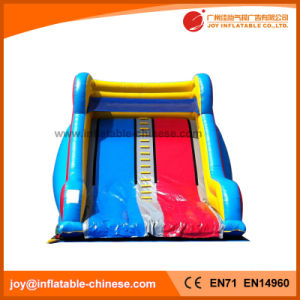 Double Lane Inflatable Giant Toy Dry Slide for Kids (T4-251) pictures & photos