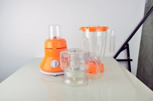 Promotion Gift Good Selling Household Plastic Jar Blender pictures & photos