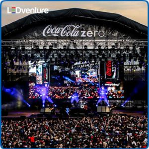 pH4.81 Outdoor Full Color Concerts LED Display Screen pictures & photos