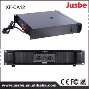 Jusbe Xf-Ca12 Class H 800-1200 Watts Big Power DJ Audio Professional Loudspeaker Amplifier for PA Sound System pictures & photos