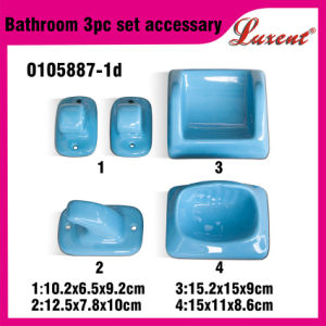 Wholesale Economic Ceramic Coloured Bathroom Accessories