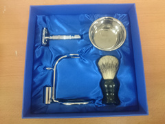 Very Gorgeous Gift Box Package Badger Hair Shaving Brush Set pictures & photos