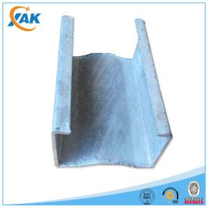 Q235 Q235B Q345 Ss304 C Purlin C Channel Steel Profile pictures & photos