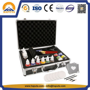 Aluminum Tattoo Case for Tattoo Gun Kit (HT-3002) pictures & photos