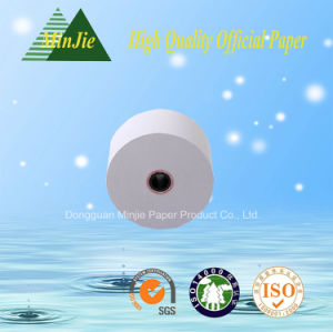 China Manufacturer Direct Sale 3-Ply Office NCR Paper Roll pictures & photos