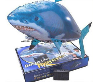 DIY Toy Air Swimmers Remote Control Flying Clownfish Swimmers Flying Shark pictures & photos
