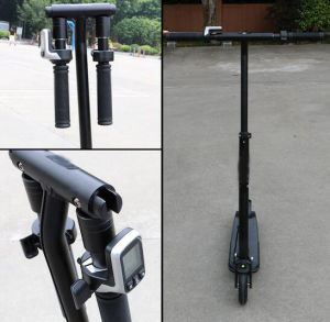 Self Balance Two Wheel Electric Skateboard Folding Bikes with Lightest Weight 6.0kgs pictures & photos