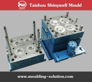 Plastic Unscrew Cap Injection Mould for 5L Jerry Can pictures & photos