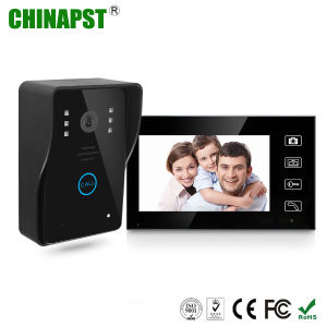 """7""""Video Door Phone for Apartment Waterproof & Photo Taking (PST-WVD07T) pictures & photos"""