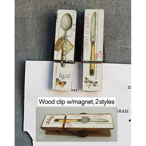 Kitchen Decor Wooden Clip Cheap to Sell