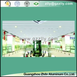 Decorative V-Shaped Strip Ceiling for Building Material pictures & photos