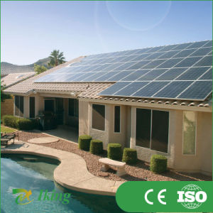 5kw Solar Power System From Customer Design