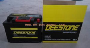 DEESTONE car battery, Regional sales, Orders, or OEM are welcomed! pictures & photos
