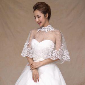 Bridal Wraps Wedding Jacket Bride Shawl Wholesale pictures & photos