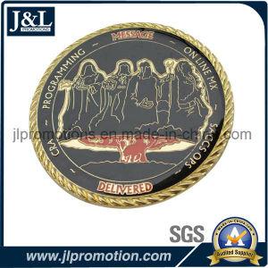 High Quality Diamond Cut Edge Metal Coin pictures & photos