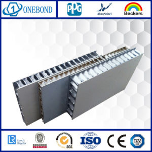 Aluminum Honeycomb Sandwich Panel for Curtain Wall pictures & photos